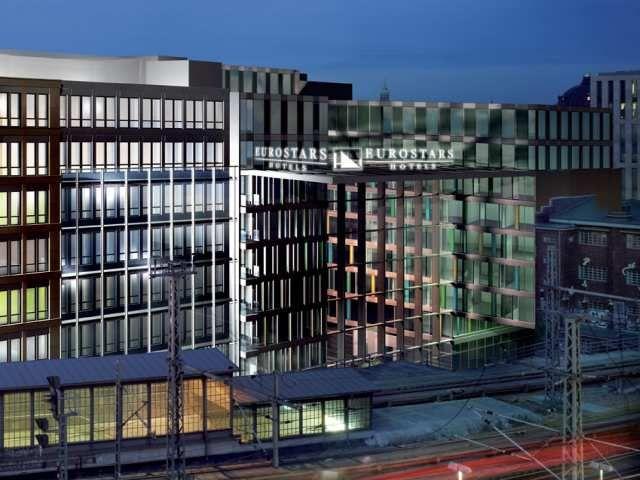 H4 Hotel Berlin-Alexanderplatz